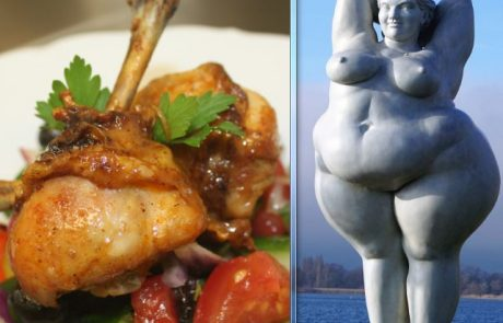 טיפים לדיאטה – ממלאה סוף לרבע עוף